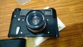Fed 5c 菲林相機