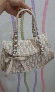 Authentic Dior Shoulder Bag