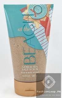 """At The Beach Sand & Sea Salt Scrub at Bath And Body Works"""