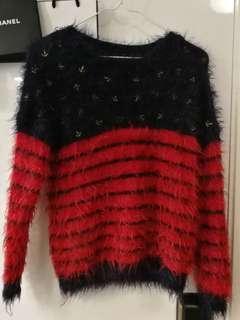 Comfortable sweater top