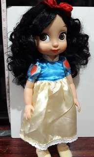 Animator Snow White Doll