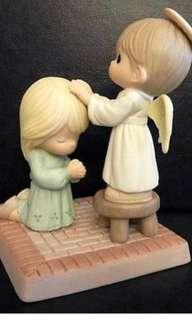 Precious Moments Figurine 20 Years of Blessing You