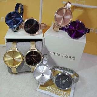 MK Bangle Watch