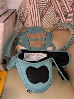 Crobe(韓國)安全嬰兒孭帶