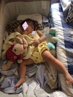 [Chicco]Next2Me嬰兒床邊床