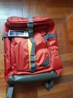 Targus Orange Backpack