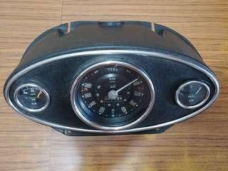 中古Austin Mini Cooper 三圓錶咪錶