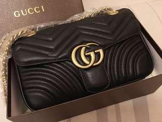 Gucci Marmont 26cm Medium