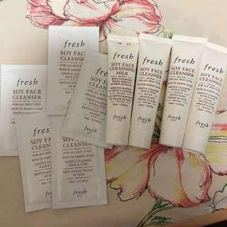 Fresh Soy Face Cleanser 100ml