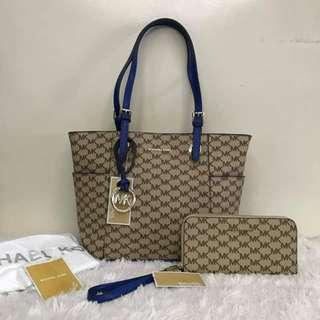 Authentic Mk Tote From US!!
