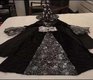 Witch Costume Set