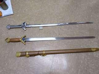 太極長劍及伸縮劍一套
