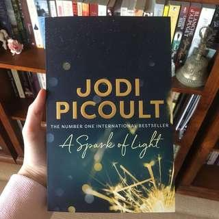 Jodi Picoult new release A Spark of Light