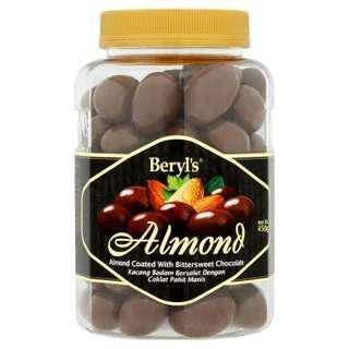 Beryl's Chocolate 450g