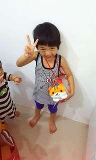 🚚 兒童 玩具 氣泡 包包 兒童玩具 揹帶 背包 收納包 #好物免費送