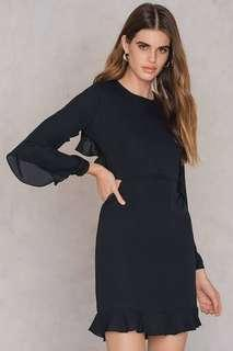FAYT ZAYDEN DRESS BLACK