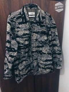 Elhaus Jacket Tiger Camo size S like New