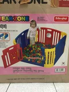 Eduplay / pager anak-anak / baby bear zone