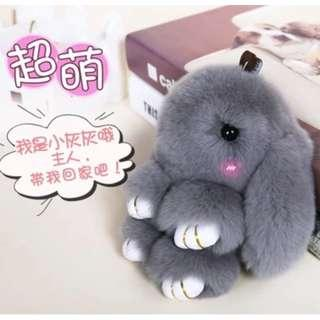 Real Rabbit Fur Powerbank  5200mAH