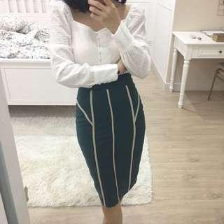 NICHI elegance pencil skirt