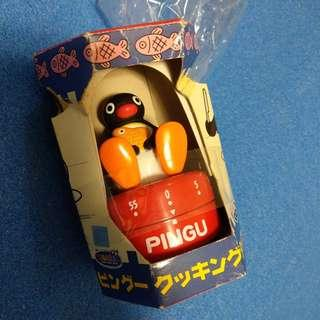 Pingu 企鵝 1996年 banpresto 廚房煮食計時器 cooking timer Kitchen timer