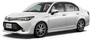 Toyota Axio (GRAB Exclusive Deal)