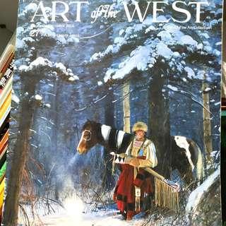 Art of the West Magazine