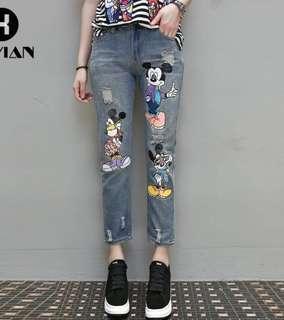 Women Plus Size Jeans