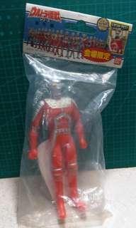 咸蛋超人 膠公仔 17cm高 ❨舊版,1995年❩ -七星俠 吉田 太郎