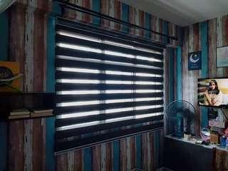 Window Combi Blinds