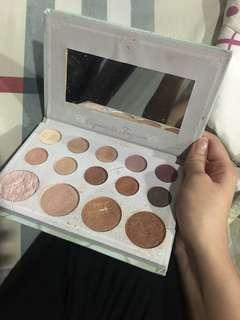 BH Cosmetics Carli Bybel Eyeshadow & Highlighter Palette