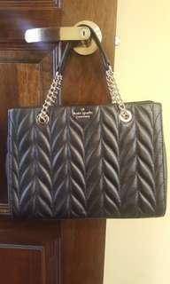 BN Authentic Kate Spade Briar Lane Meena Quilted Crossbody handbag