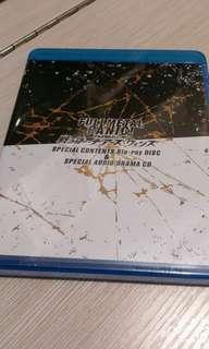 PS4 驚爆危機 特典 blu-ray + CD