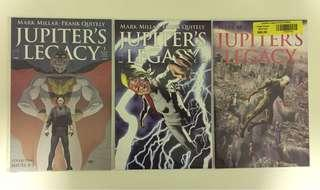 Jupiter's legacy - Mark Millar