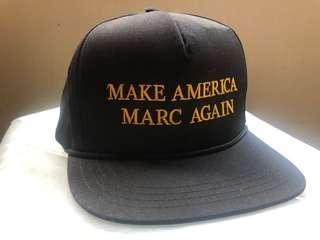 "Marc Jacobs ""Make America Marc Again"" SnapBack"