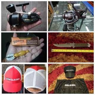 Fishing Mix Items