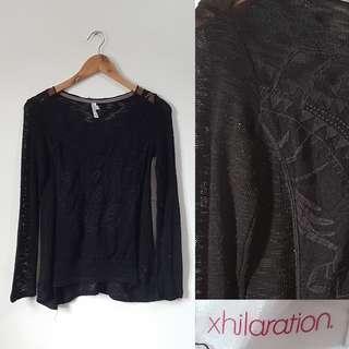 Xhilaration Long Sleeves Top