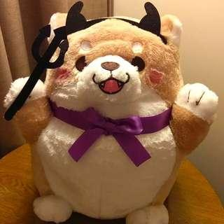 萬聖節特別版柴犬