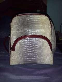 Arnaldo bossini back bag