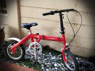 Kids Foldable bicycle