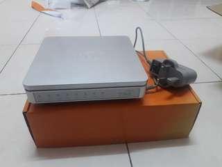 TM wireless N ADSL 2+ MODEM (W3410N)