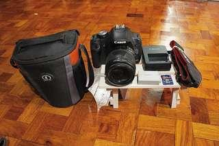 Canon 500D | 15mp with HD Video