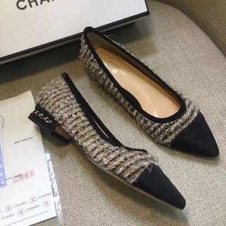 Authentic Chanel Flats / Shoes / Heels