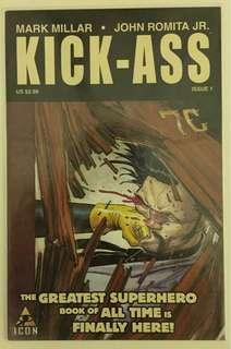 Kick Ass - First printings