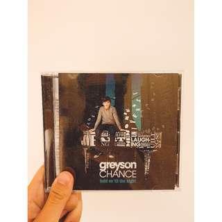 Greyson chance專輯