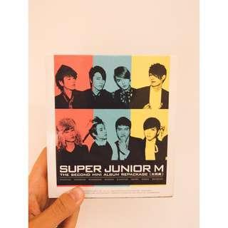 SUPER JUNIOR M專輯