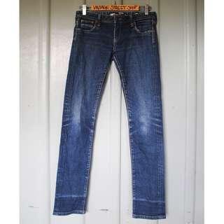 Vintage Lee Denim Jeans Free Shipping