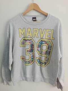 MARVEL vintage 90s sweatshirt