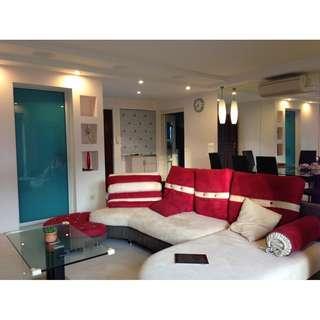 5 room flat near boon lay mrt