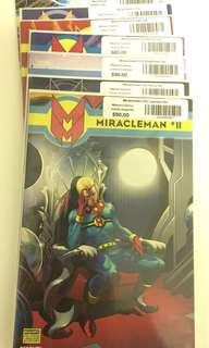 Miracleman #11-16 Olympus